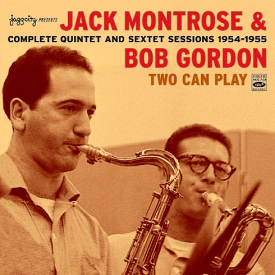 Two can Play · Complete Quartet and Sextet Sessions 1954-1955 (2-CD)