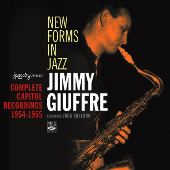 New Forms in Jazz · Complete Capitol Recordings 1954-1955 (2 LPs on 1 CD)