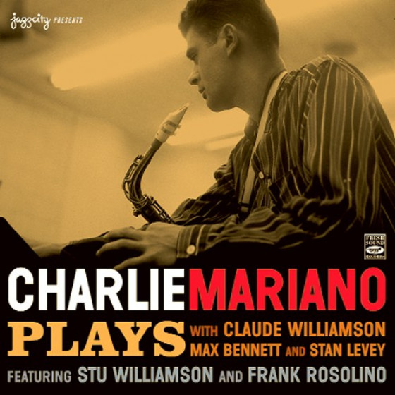 Charlie Mariano Plays