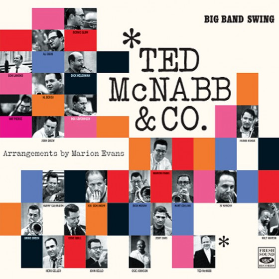 Ted McNabb & Co  - Big Band Swing / Arrangements by Marion Evans