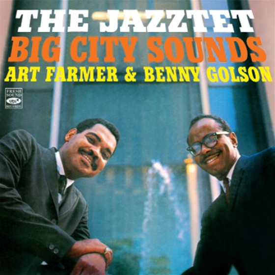 The Jazztet - Big City Sounds