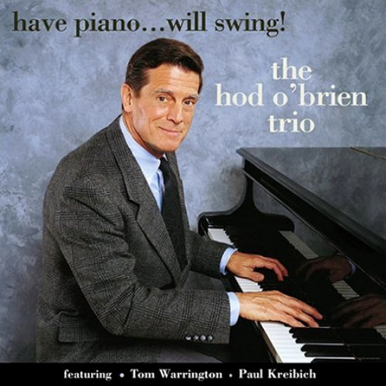 Have Piano... Will Swing