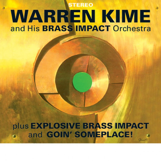 Brass Impact + Explosive Brass Impact (2 LP on 1 CD + Bonus Tracks) Digipack