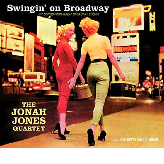 Swingin' on Broadway + Broadway Swings Again (2 LP on 1 CD) Digipack