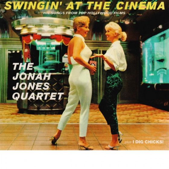 Swingin' at the Cinema + I Dig Chicks (2 LPs on 1 CD)