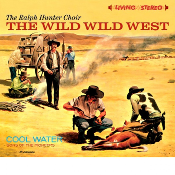 The Wild Wild West + Cool Water (2 LPs on 1 CD) Digipack