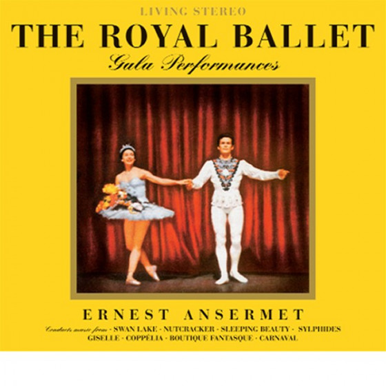 The Royal Ballet · Gala Performances (2-CD DeLuxe Digipack)
