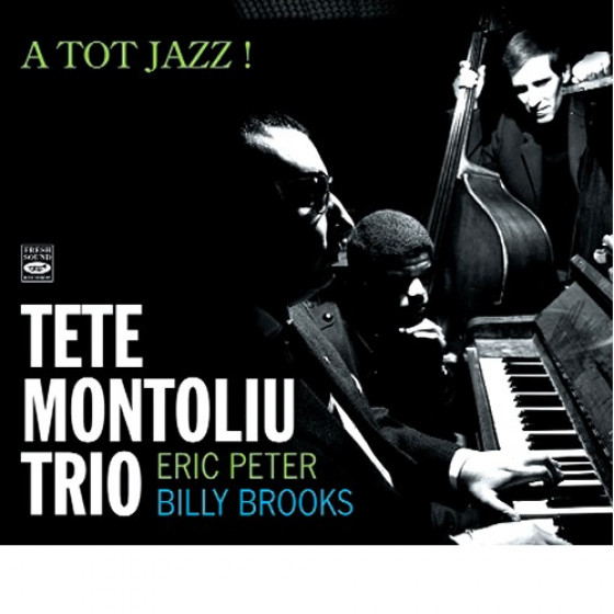 A Tot Jazz! Complete Concentric Recordings (Digipack)