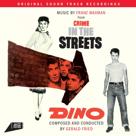 Crime in the Streets + Dino (2 LPs on 1 CD)