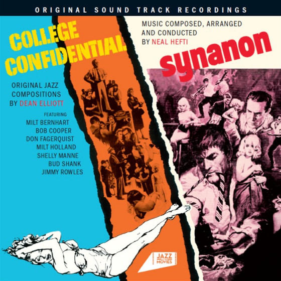 College Confidential + Synanon (2 LP on 1 CD)