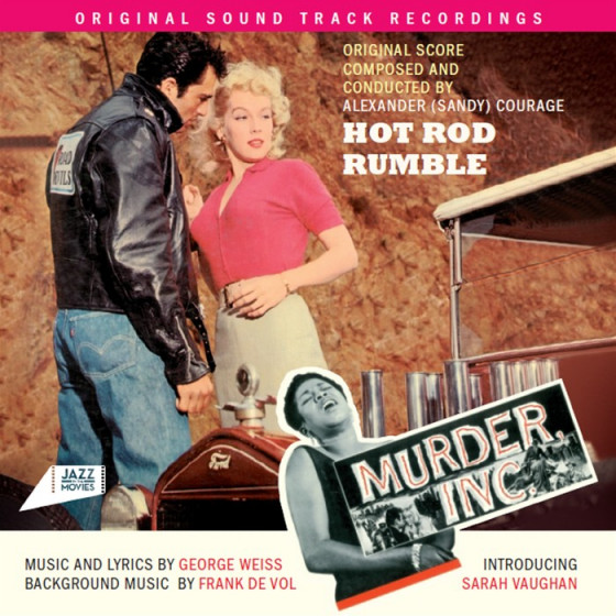 Hot Rod Rumble + Murder Inc. (2 LP on 1 CD)