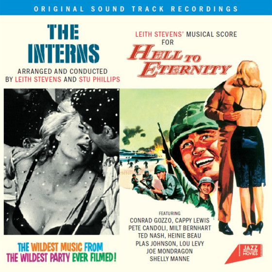 The Interns + Hell To Eternity (2 LP on 1 CD)
