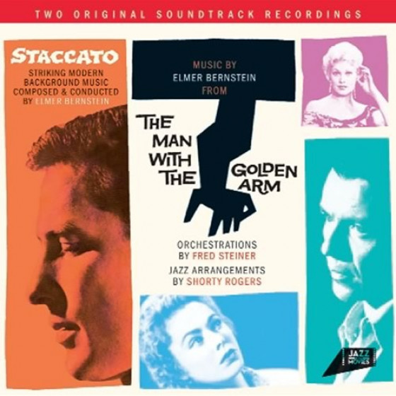 Johnny Staccato + The Man With The Golden Arm (2 LPs on 1 CD)