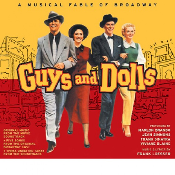 Guys And Dolls - A Musical Fable Of Broadway (Original Movie Soundtrack) Digipack
