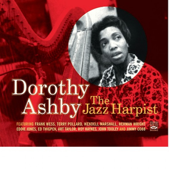 The Jazz Harpist (3-CD Box Set)