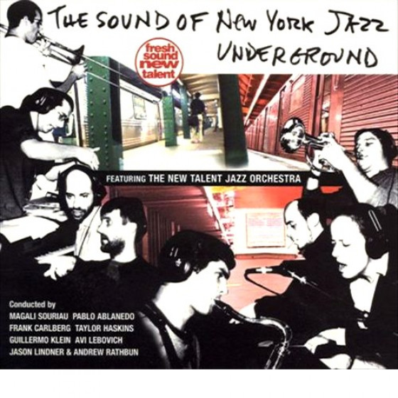 The Sound of New York Jazz Underground (2-CD) Digipack