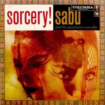 Louis Sabu Mart 237 Nez Safari With Sabu Sorcery 2 Lp