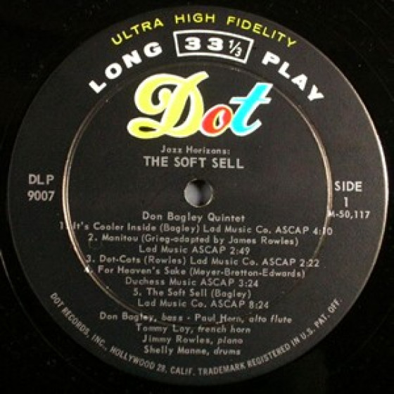 Dot Records DLP 9007