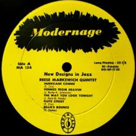 Modernage Records MA-134