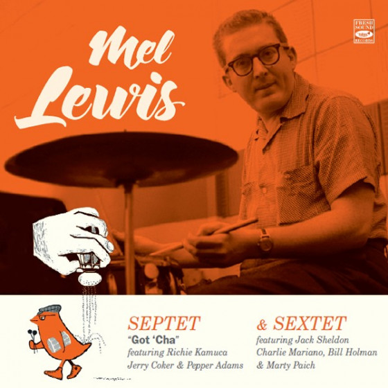 Mel Lewis Septet & Sextet (2 LP on 1 CD)