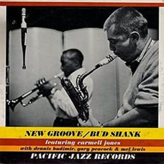 Pacific Jazz Stereo-21