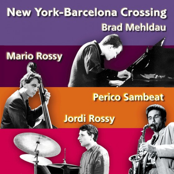 New York Barcelona Crossing, Vol. 1