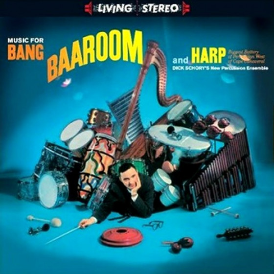 Music For Bang, Baa-Room And Harp (Audiophile 180gr. HQ Vinyl)