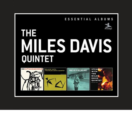 The Miles Davis Quintet · Essential Albums (4-CD Box Set)
