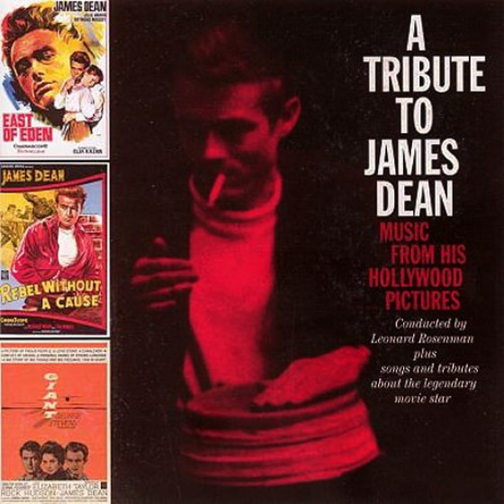 CD 2 · A Tribute to James Dean Story Soundtrack
