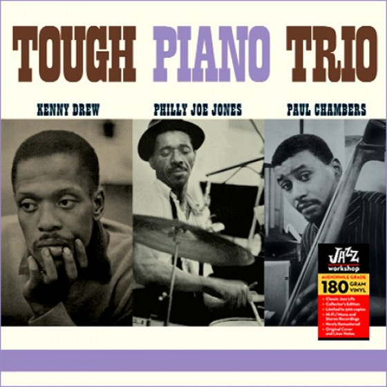 Tough Piano Trio (Audiophile 180gr. HQ Vinyl)