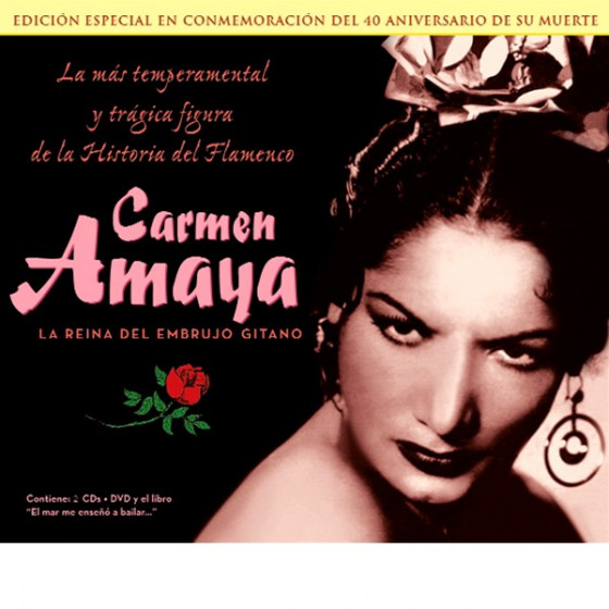 La Reina del Embrujo Gitano (2-CD + DVD Box Set)