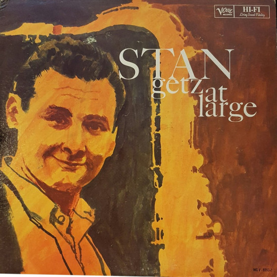 Stan Getz At Large (Vinyl)