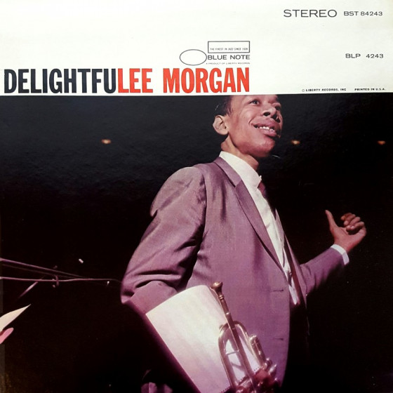 Delightfulee Morgan (Vinyl)