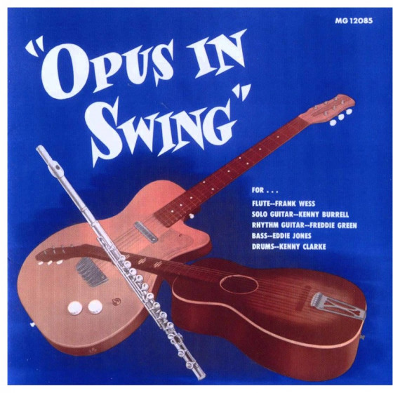 Opus in Swing (Vinyl)