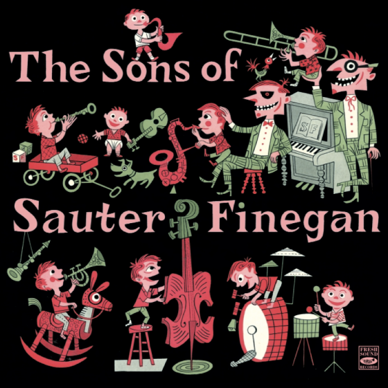 The Sons of Sauter-Finegan + Bonus Tracks