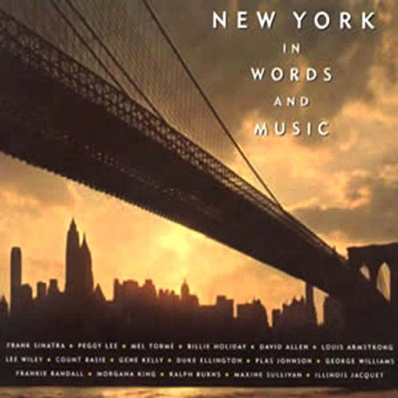 New York in Words and Music (Digipack)