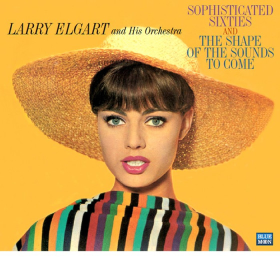 Sophisticated Sixties + The Shape of the Sounds to Come (2 LP on 1 CD) Digipack