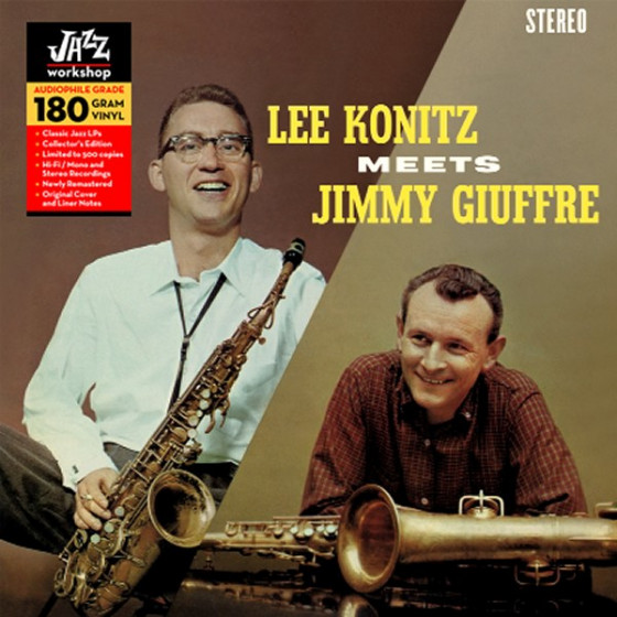 Lee Konitz Meets Jimmy Giuffre (Audiophile 180gr. Hq Vinyl)