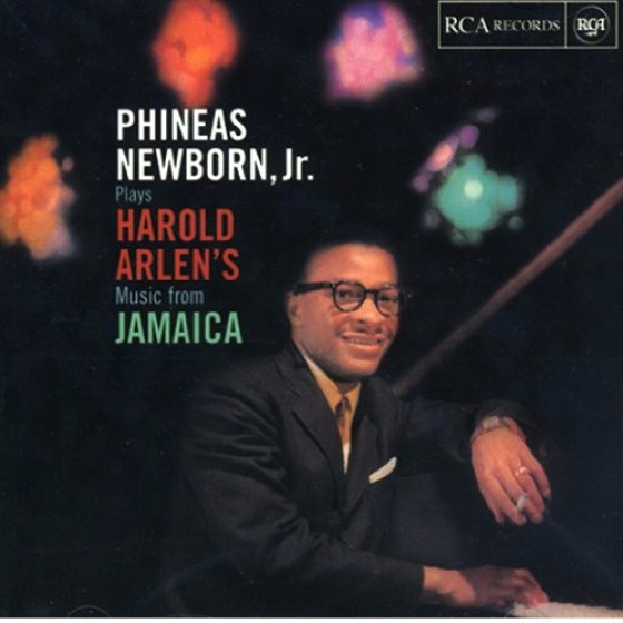 Jazz Interpretation of Harold Arlen's Music From 'Jamaica'