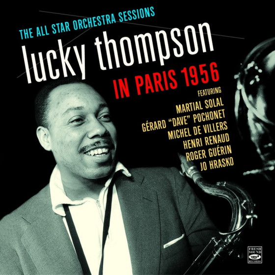 In Paris 1956 · The All Star Orchestra Sessions