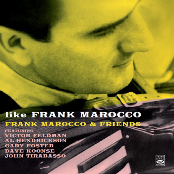 Like Frank Marocco + Diamonds Cufflinks & Mink (2 LP on 1 CD)