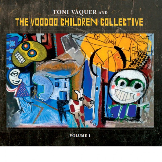 And The Voodoo Children Collective · Volume 1 (Digipack)