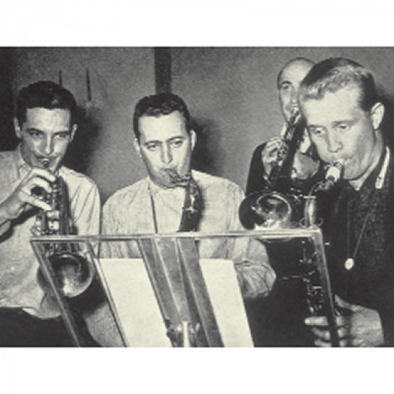 Dick Collins, Dick Hafer, Cy Touff & Bill Perkins