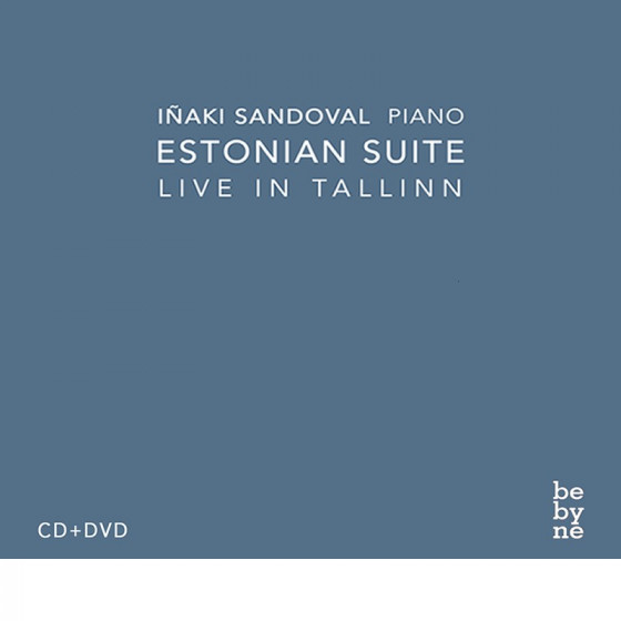 Estonian Suite - Live in Tallinn (CD + DVD) Digipack