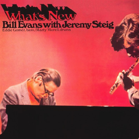 What's New - Bill Evans with the flutists (2 LP on 1 CD)