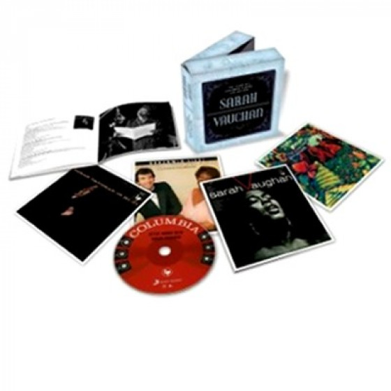 The Complete Columbia Albums Collection (4-CD Box Set)