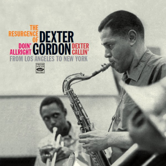 The Resurgence of Dexter Gordon: From Los Angeles to New York (3 LP on 2 CD)