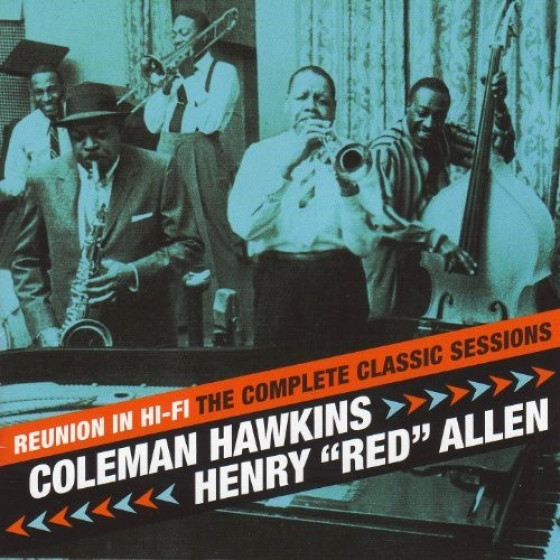 Reunion In Hi-Fi -The Complete Classic Sessions (3 LP on 2 CD)