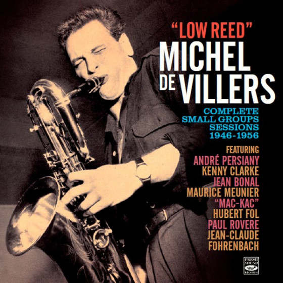 Low Reed - Complete Small Group Sessions 1949-1956