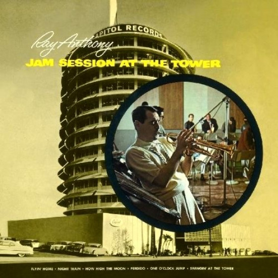 Jam Session At The Tower + I Remember Glenn Miller (2 LP on 1 CD) Digipack
